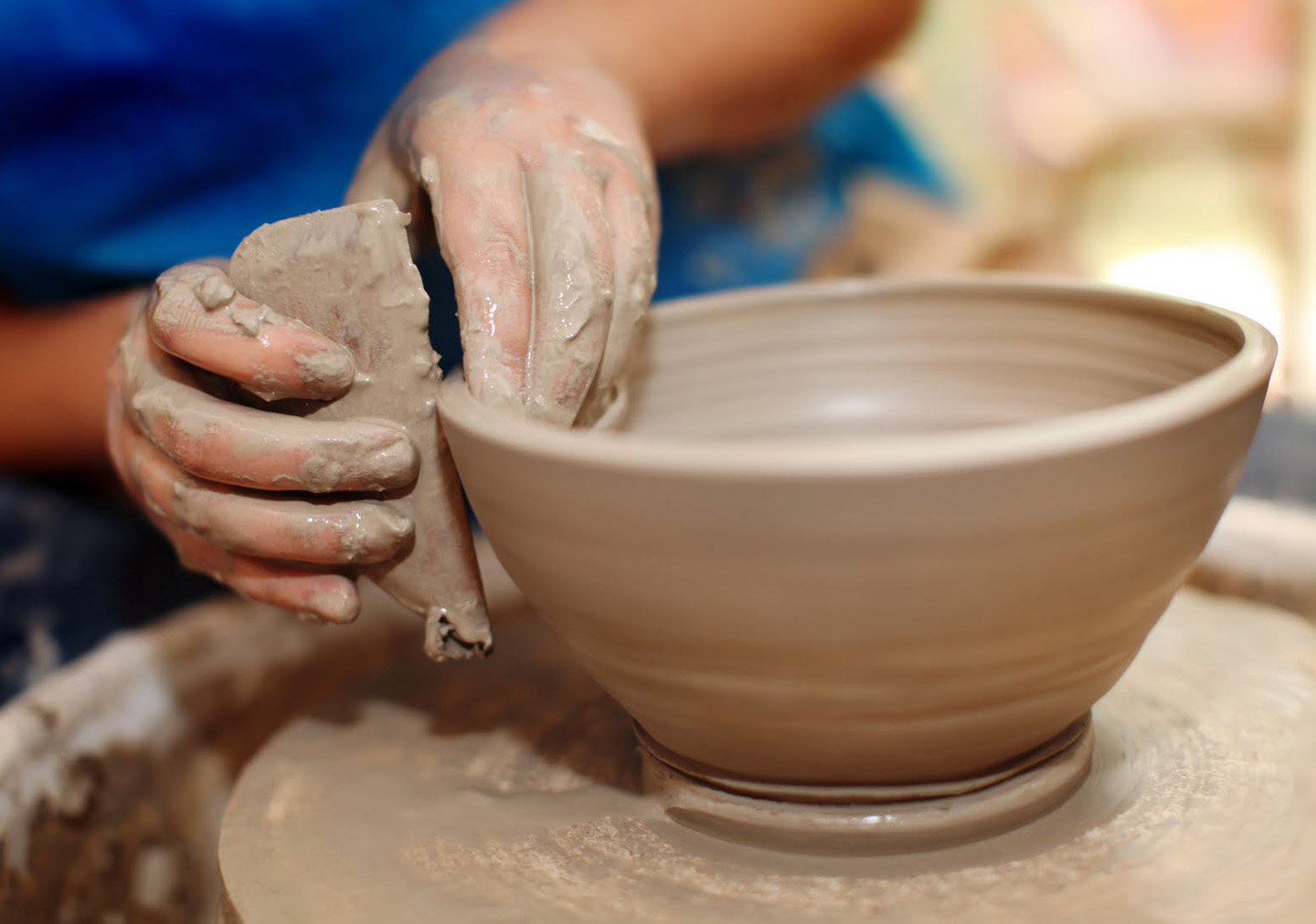 New Pottery Class